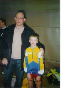 Billy&Mikael Ljungberg 2001