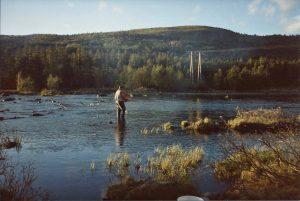 Fiske i strömmen 1995