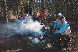 Grillning 1995