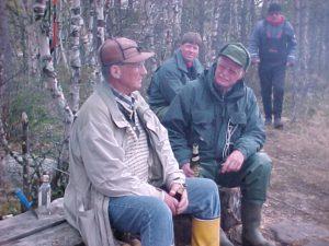 På ljugarbänken vid strömmen 2001