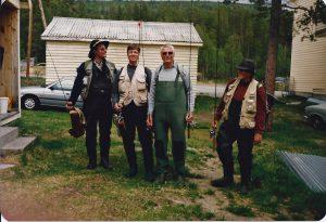 Fiskegänget Skurdalen 1997